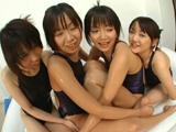 桃色聖春女学園 019