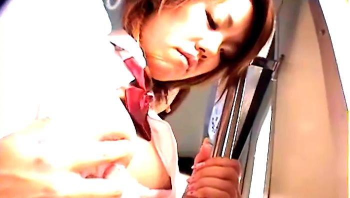 激撮!!女子〇生痴漢TRAIN