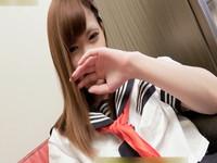 ぷっくり可愛いおっぱいの制服コスプレ女子とプライベートハメ撮り