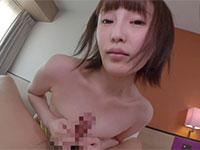 一般人同士のセックスが生々しく超キュートな女の子がリアルに喘ぐハメ撮り