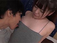 ド貧乳ノーブラ娘の乱れまくり3Pセックス