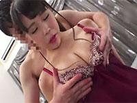 性欲が強すぎるバックダンサーのエロい腰振りSEX